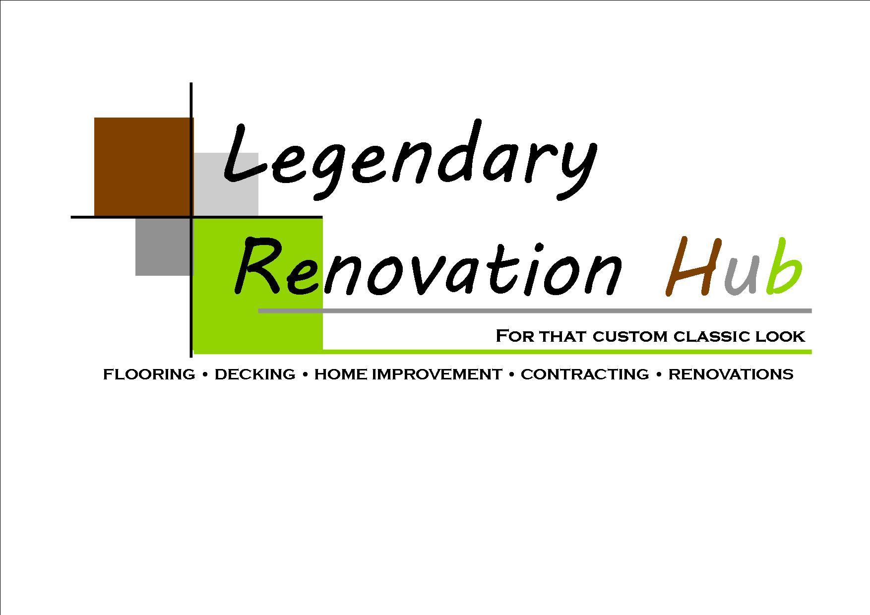 Legendary Renovation Hub Connect Me Now